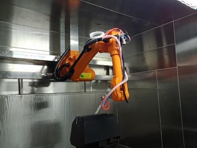 新力光喷涂机器人