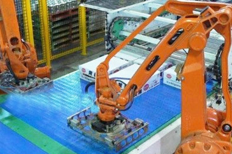 新力光机器人